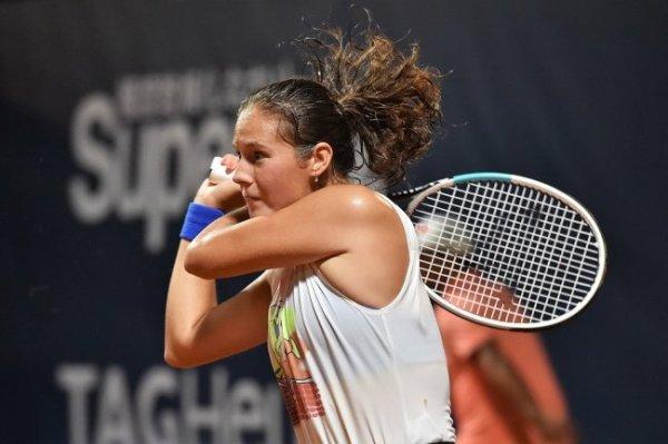 Касаткина победила Звонареву на турнире в Риме