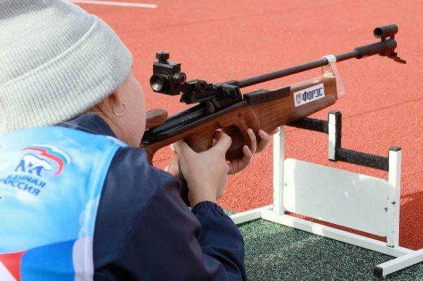 На Урале прошел чемпионат по школьному биатлону