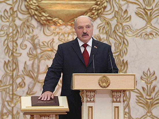 Лукашенко посоветовали провести инаугурацию тайно
