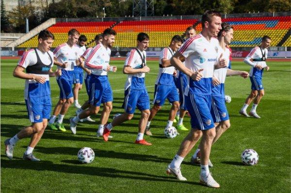 Матч между сборными России и Швеции по футболу пройдет в Москве
