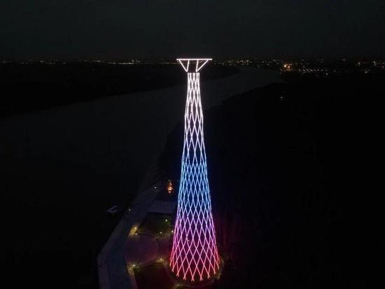 «Россети» завершили реконструкцию уникальной Шуховской башни на Оке