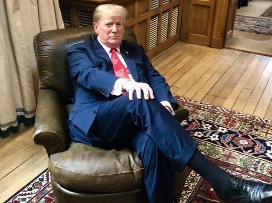 Названо условие, при котором Трамп примет результаты президентских выборов