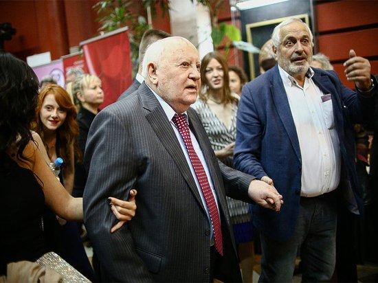 Горбачев заявил, что политика Трампа повергнет мир в стратегический хаос