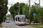 В Краснодаре запустили новые трамваи производства Усть-Катавского вагоностроительного завода