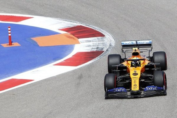 Хэмилтон выиграл квалификацию Гран-при России