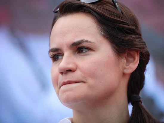 Тихановская выразила соболезнования украинцам в связи с крушением Ан-26