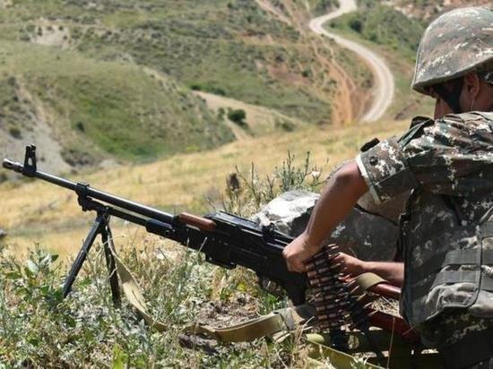 Армения уведомила ОБСЕ о ситуации в Нагорном Карабахе