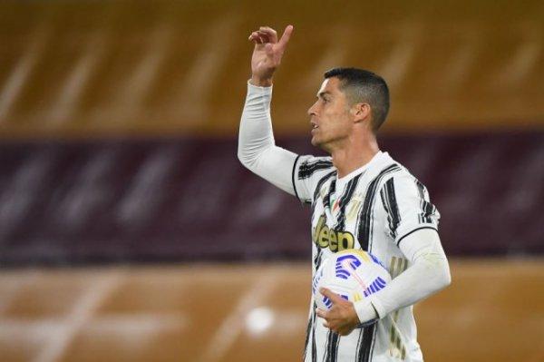 Роналду первым в истории забил 450 мячей в топ-5 лигах Европы