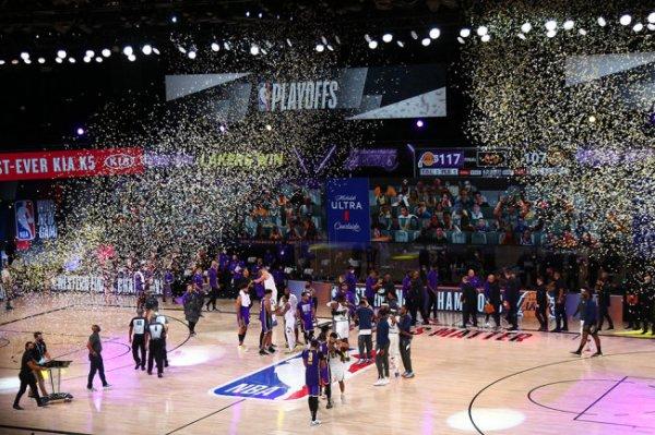 В финале плей-офф НБА сыграют