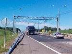 Первые «умные» весы для контроля массы грузовиков начнут работать на дорогах Ленинградской области