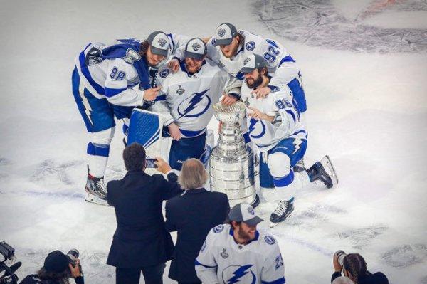 Сергей Брылин рассказал о российских героях финальной серии плей-офф НХЛ
