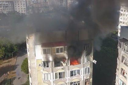 Женщина умерла после взрыва газа в жилом доме в Крыму