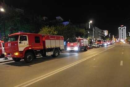 Стало известно состояние пострадавших при пожаре в наркологической клинике