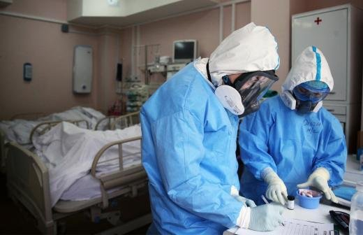 В России проведено более 42,2 млн тестов на COVID-19