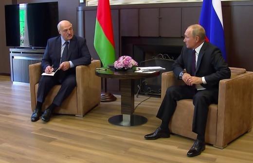 Басков опроверг авторство постов с поддержкой Лукашенко