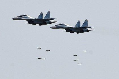 В Тверской области разбился истребитель Су-30