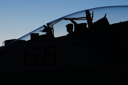 В Минобороны прокомментировали крушение Су-30 в Тверской области