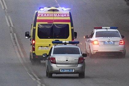 Число пострадавших при обрушении перехода в Подмосковье превысило 50