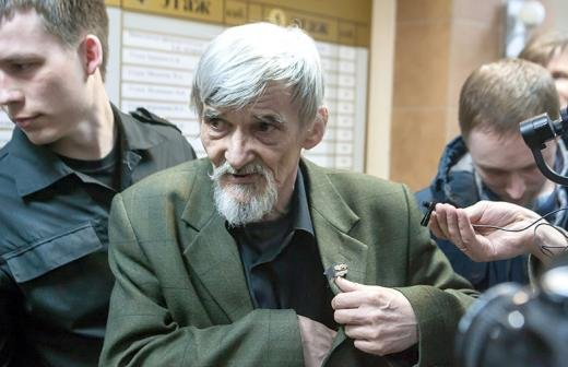 Историку Дмитриеву изменили приговор и дали 13 лет строгого режима