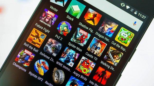 Самые интересные игры на Андроид