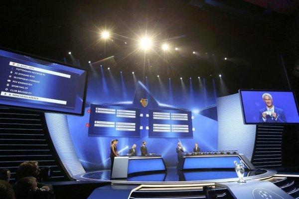 Жеребьевку группового этапа ЛЧ впервые в истории ждут три клуба из РФ