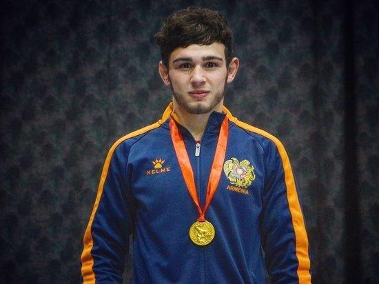 Чемпион Европы по вольной борьбе поехал воевать в Карабах