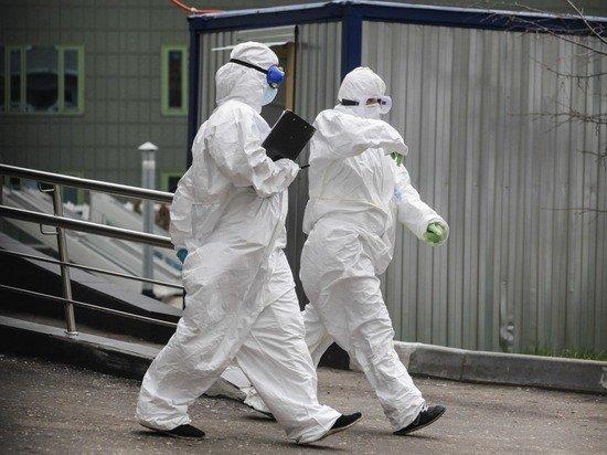 В Петербурге превышен первый пик заболеваемости коронавирусом