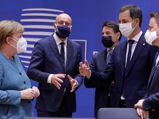 Названы главные темы саммита ЕС: Карабах, Навальный, Лукашенко