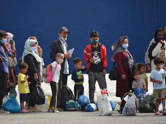 Британские власти захотели сослать беженцев на острова