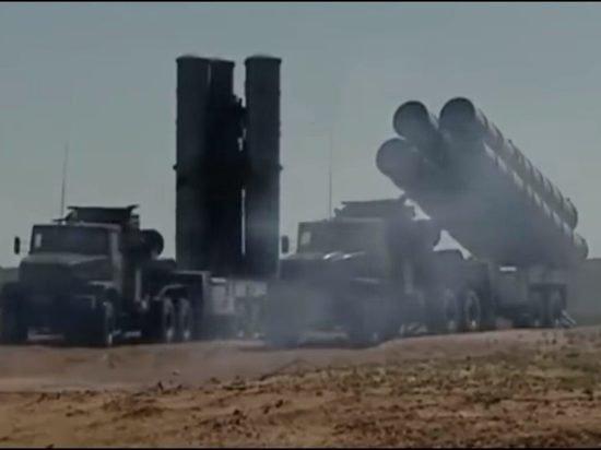 С-300 сбили несколько целей в окрестностях Еревана