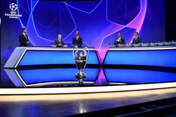 Российские команды узнали соперников по групповому этапу Лиги чемпионов