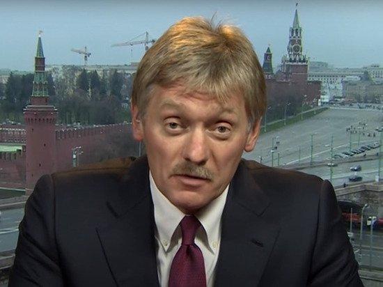Кремль объяснил, будут ли вводиться жесткие ограничения из-за коронавируса