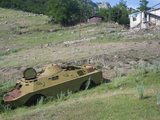 В Нагорном Карабахе заявили о 3 тыс. убитых азербайджанских военных