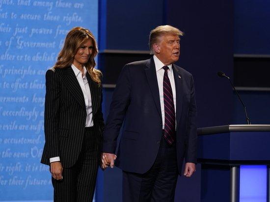 Коронавирус Трампа стал критическим для выборов президента США