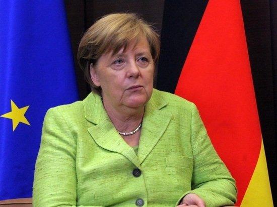 Меркель поддержала заявление Путина, Трампа и Макрона по Карабаху