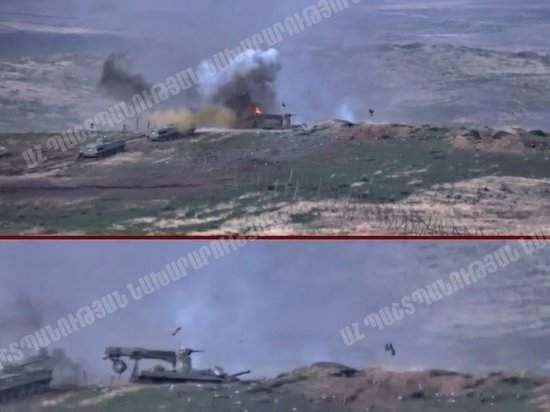 Баку заявил об обстреле Арменией Мингечевира, в котором расположена ГЭС