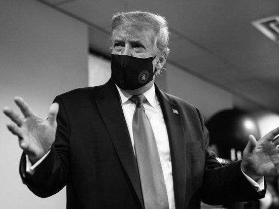 Трампа обвинили в сокрытии результатов первого теста на коронавирус