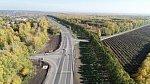В Алтайском крае завершили ремонт двух участков трассы А-322