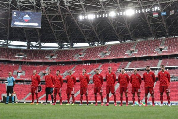 РФС сократил квоту зрителей на матче Россия - Швеция до 5 тысяч