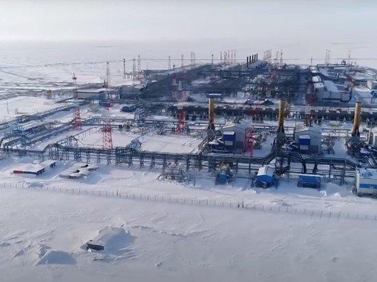 На шельфе Ямала открыто уникальное месторождение газа