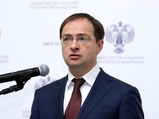 Владимир Мединский призвал принципиально изменить преподавание истории в школе