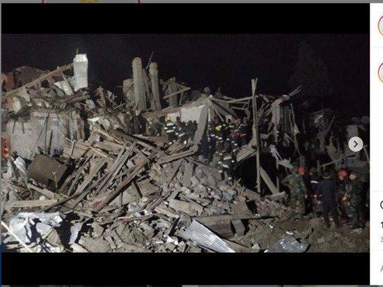 В результате обстрела Гянджи погибли пять мирных жителей