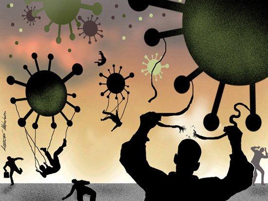 Коронавирус изнутри: психологический взгляд на болезнь
