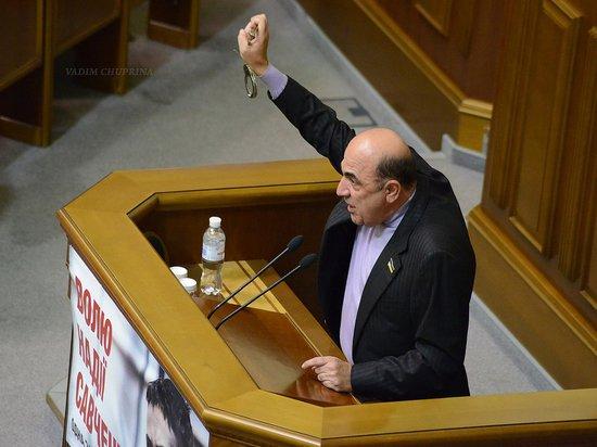 Депутат Рады назвал