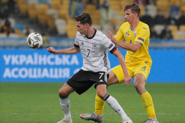 Сборные Испании и Германии проведут матчи в Лиге наций