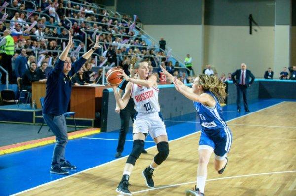 Ковалев озвучил состав сборной РФ по баскетболу на матч в Сараево