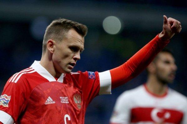 Россия - Венгрия - онлайн-трансляция матча Лиги наций