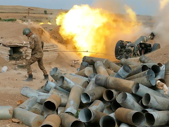 СМИ: сирийские боевики вернулись из Карабаха, не выдержав ожесточённых боёв