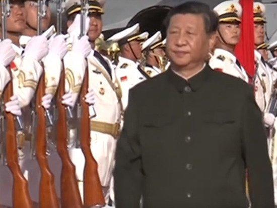 Си Цзиньпин призвал морпехов готовиться к войне