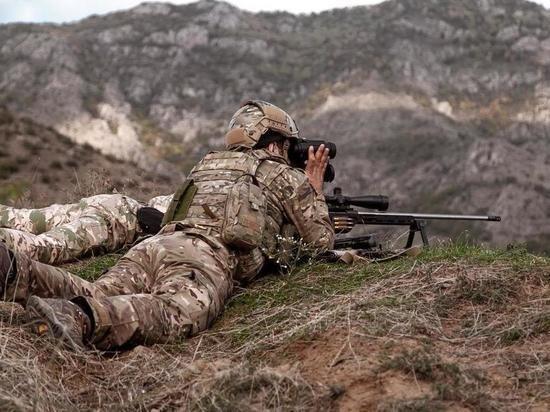 СМИ: более 50 сирийских наемников погибли в ходе боев в Карабахе